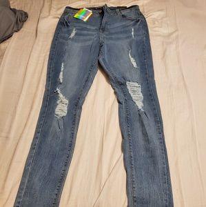 Sinner high waisted jeans